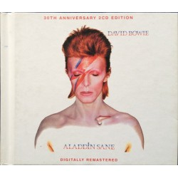 David Bowie ‎- Aladdin Sane - 30 th Anniversary Edition - 2 CD