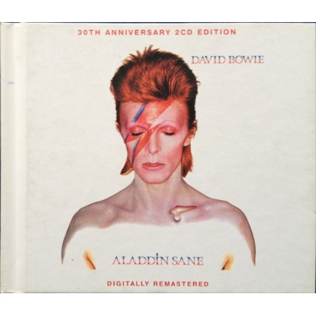 David Bowie - Aladdin Sane - 30 th Anniversary Edition - 2 CD