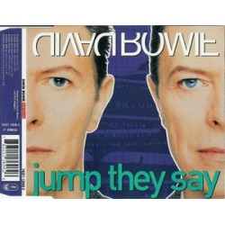 David Bowie ‎- Jump They Say - CD Maxi Single