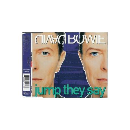 David Bowie - Jump They Say - CD Maxi Single