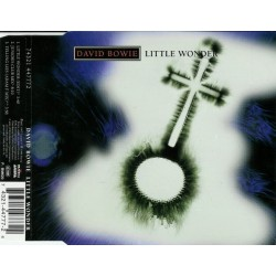 David Bowie ‎- Little Wonder - CD Maxi Single