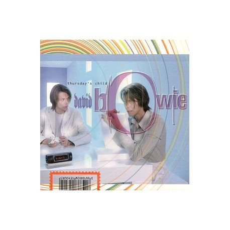 David Bowie - Thursday's Child - CD Single Promo