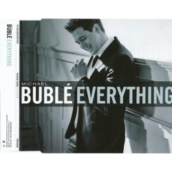 Michael Bublé ‎- Everything - CD Maxi Single Promo