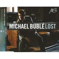 Michael Bublé ‎- Lost - CD Maxi Single Promo