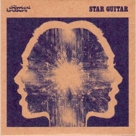 The Chemical Brothers - Star Guitar - CD Single Promo