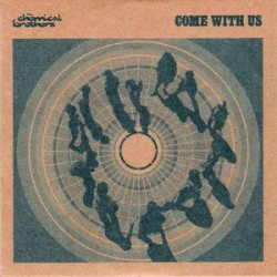 The Chemical Brothers - Come With Us - CD Single Promo