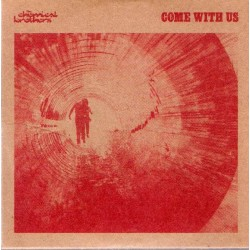 The Chemical Brothers - Come With Us - CD Album Promo
