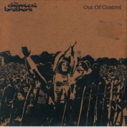 The Chemical Brothers - Out Of Control - CD Single Promo