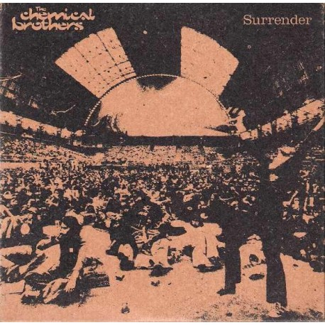 The Chemical Brothers - Surrender - CD Album Promo