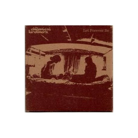 The Chemical Brothers - Let Forever Be - CD Single Promo