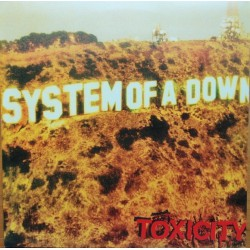 System Of A Down ‎- Toxicity - LP Vinyl - Coloured