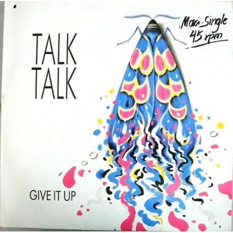 Talk Talk - Give It Up - Maxi Vinyl
