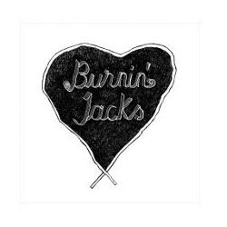 Burnin' Jacks - Bad Reputation Mini LP Vinyl