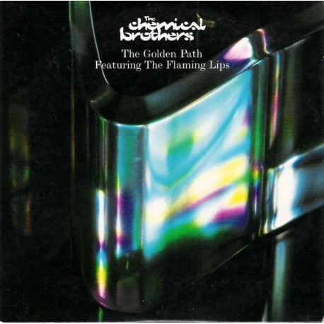 The Chemical Brothers Featuring Flaming Lips, The - The Golden Path - CD Single Promo