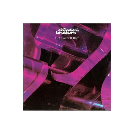 The Chemical Brothers - Get Yourself High - CD Single Promo