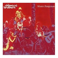 The Chemical Brothers - Music:Response - CD Single Promo