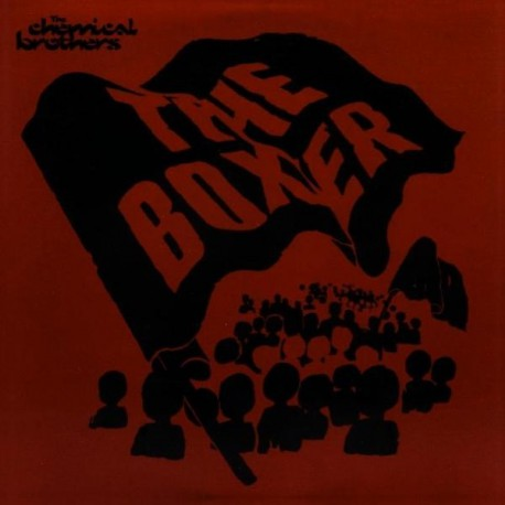 The Chemical Brothers - The Boxer - CD Single Promo