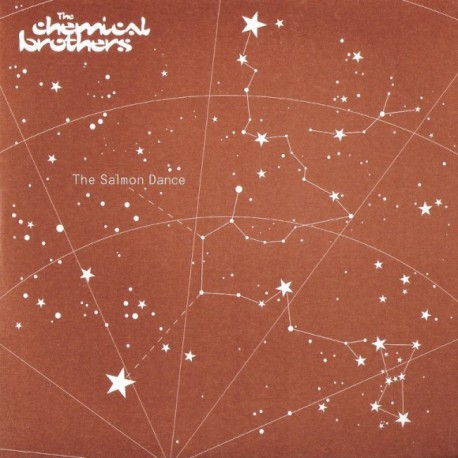 The Chemical Brothers - The Salmon Dance - CD Single Promo