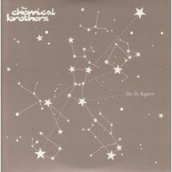 The Chemical Brothers - Do It Again - CD Single Promo