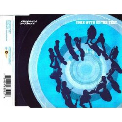 The Chemical Brothers - Come With Us / The Test - CD Maxi Single