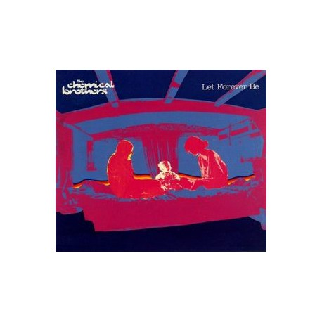 The Chemical Brothers - Let Forever Be - CD Maxi Single