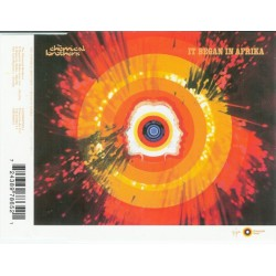 The Chemical Brothers - It Began In Afrika - CD Maxi Single