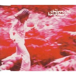 The Chemical Brothers - Setting Sun - CD Maxi Single