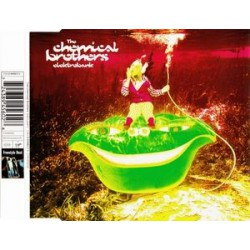 The Chemical Brothers - Elektrobank - CD Maxi Single