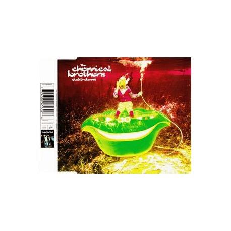 The Chemical Brothers - Elektrobank - CD Maxi Single