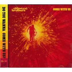 The Chemical Brothers - Come With Us - CD Album