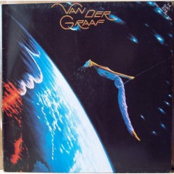 Van Der Graaf ‎- The Quiet Zone - The Pleasure Dome - LP Vinyl