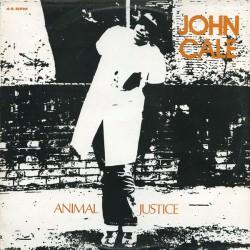 John Cale – Animal Justice Maxi Vinyl