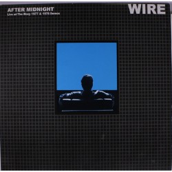 Wire ‎- After Midnight - Live At The Roxy 1977 - LP Vinyl