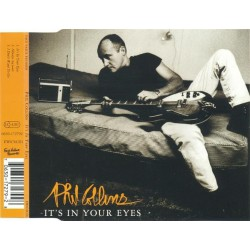 Phil Collins ‎- It's In Your Eyes - CD Maxi Single