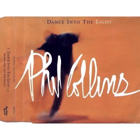Phil Collins - Dance Into The Light - CD Maxi Single Promo