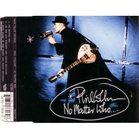 Phil Collins - No Matter Who... - CD Maxi Single