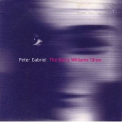 Peter Gabriel ‎- The Barry Williams Show - CD Single Promo