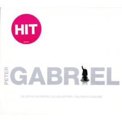 Peter Gabriel - Hit - Double CD Album
