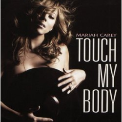 Mariah Carey ‎- Touch My Body - CD Single