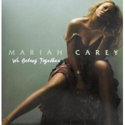 Mariah Carey ‎- We Belong Together - CD Single Promo Mexico