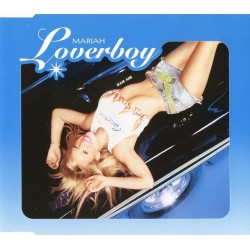Mariah Carey - Loverboy - CD Maxi Single