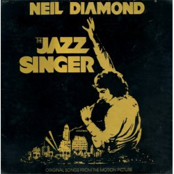 Neil Diamond ‎- The Jazz Singer - LP Vinyl Gatefold