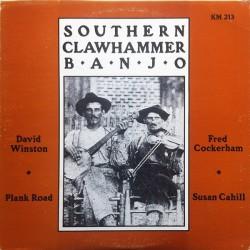 Southern Clawhammer Banjo - Compilation - LP Vinyl