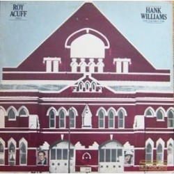 Roy Acuff – Sings Hank Williams (For The First Time) - LP Vinyl