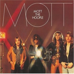 Mott The Hoople ‎– Mott - LP Vinyl Gatefold