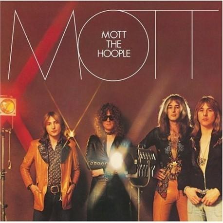Mott The Hoople – Mott - LP Vinyl Gatefold