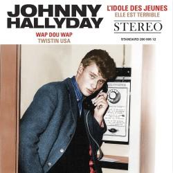 Johnny Hallyday – L'idole Des Jeunes - EP 45 Tours Vinyl