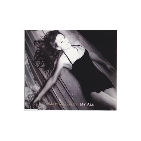 Mariah Carey - My All - CD Maxi Single Promo