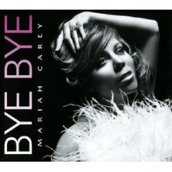 Mariah Carey ‎- Bye Bye - CD Maxi Single Promo