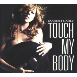 Mariah Carey ‎- Touch My Body - CD Maxi Single